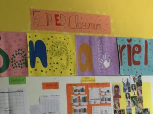 San Gabriel is proud to be the first flipped school in Spain